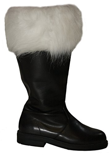 (Planetsanta Wide Top Santa Claus Boots)