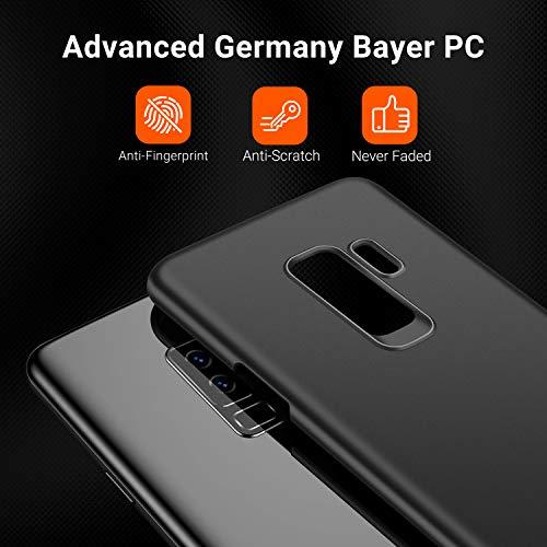55b5f311740c ... TORRAS Slim Fit Designed for Samsung Galaxy S9 Plus Case (2018), Hard  Plastic ...