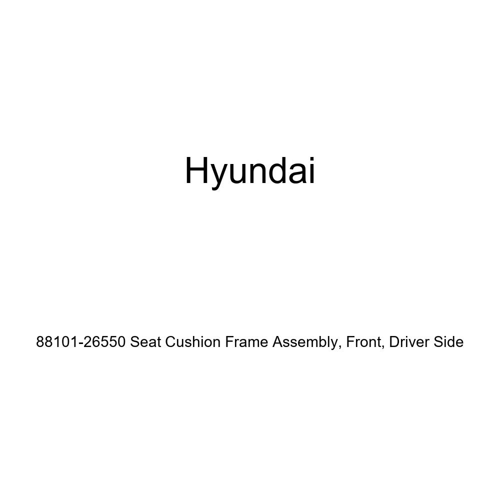 Front Driver Side Genuine Hyundai 88101-26550 Seat Cushion Frame Assembly