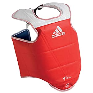 Well-Being-Matters 41Mi-9-ZE9L._SS300_ Adidas Martial arts Body Protector Tae Kwon Do MMA Kickboxing (Reversible)