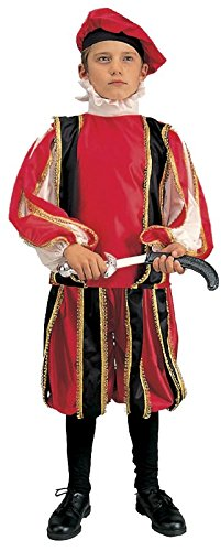 Renaissance Child Costume, Child Medium -