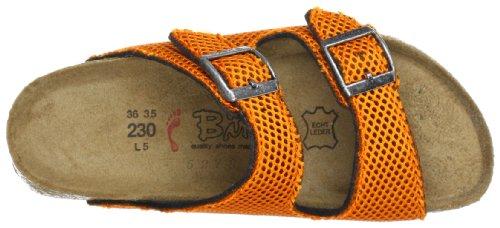 Birki SANTIAGO  TEX 513273 - Sandalias unisex Naranja (Orange (MESH TREKKING ORANGE))