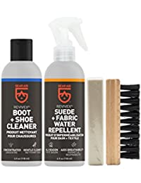 Gear Aid Revivex Suede and Fabric Boot Care Kit with...