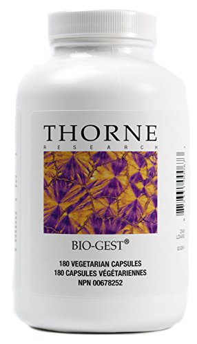 Thorne Research Bio Gest Digestive Digestion product image