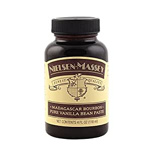 Nielsen Massey Madagascar Bourbon Pure Vanilla Bean Paste, 4 oz