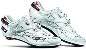 Sidi Zapatillas De Ciclismo Shot Carbon Blanco-Blanco (EU 48, Blanco): Amazon.es: Zapatos y complementos
