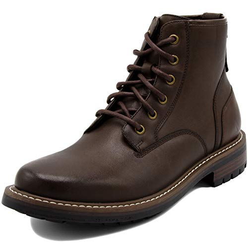 Nautica Men's Thurlow Lace Up Formal Dress Casual Fashion Boots Oxford...