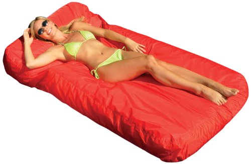 Swimline Sunsoft Mattress, Red