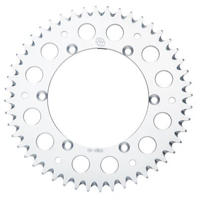 Primary Drive Rear Aluminum Sprocket 48 Tooth Silver for KTM 350 EXC-F 2012-2018