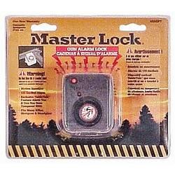 master lock alarm - 8