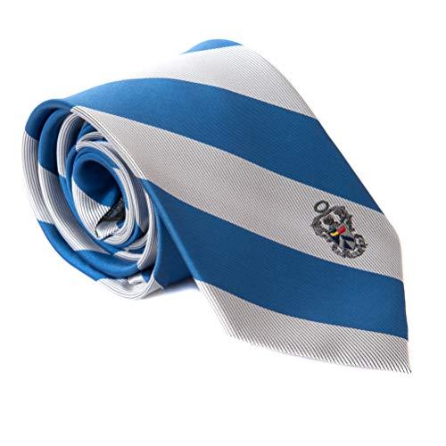 Sigma Tau Gamma Sorority Necktie Tie Greek Formal Occasion Standard Length Width (Stripped Crest Necktie)