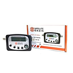 Digital Satellite Signal Level Meter for Dish Network Directv FTA