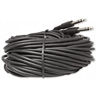 Your Cable Store 100 Foot 1/4 Stereo Headphone Cable Male / Male