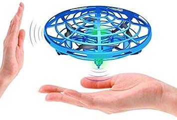 3T6B Flynova Mini Dron UFO, Juegos de Interior y Exterior para ...