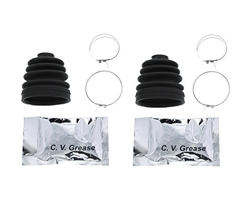 2007 Boot - Polaris Sportsman 500 CV Boot Kit Rear Inner and Outer Rubber 1999-2007