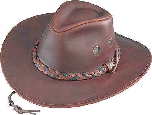 (Henschel Hiker Hats, Chestnut, Medium)