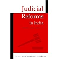 Judicial Reforms in India: Issues and Aspects