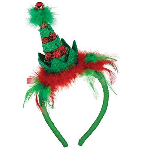 christmas hair accessories