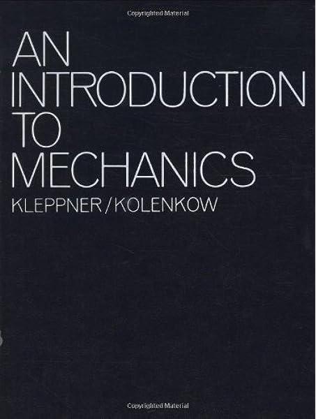 kleppner and kolenkow solutions free download