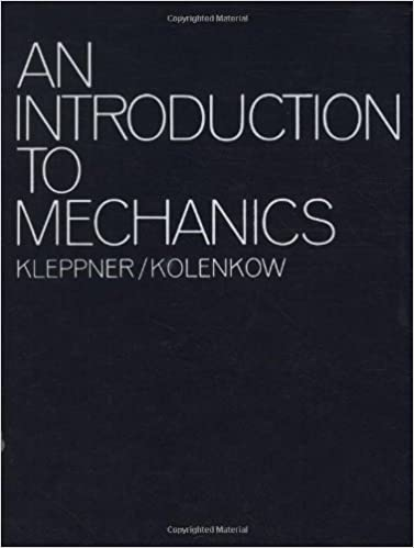 An introduction to mechanics daniel kleppner robert kolenkow an introduction to mechanics daniel kleppner robert kolenkow 9780070350489 amazon books fandeluxe Gallery