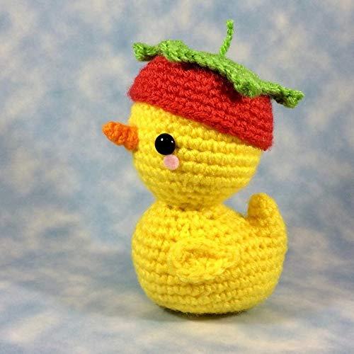 Multi Amazings Lovely Duck Needlework - Amigurumi Style
