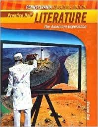 PRENTICE HALL LITERATURE, THE AMERICAN EXPERIENCE, VOLUME 1 (PRENTICE HALL LITERATURE)