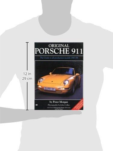 Original Porsche 911: The Guide to All Production Models 1963-98 Original S.: Amazon.es: Peter Morgan: Libros en idiomas extranjeros