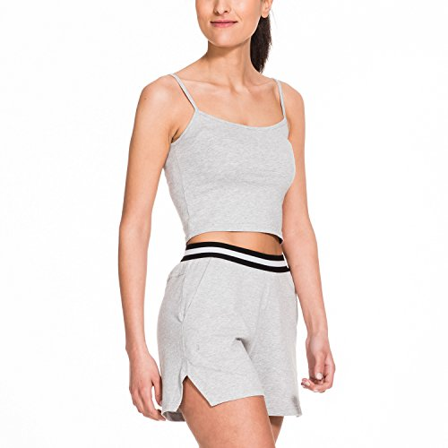 Wellness Damen Top Gregster Tini grigio qzEEx0nS