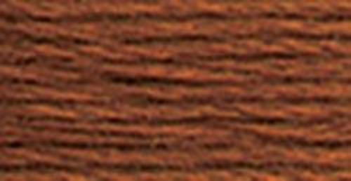DMC 真珠コットンかせサイズ 3 - 16.4 ゴールデン ヤード ダークブラウン B0019IPQ2O
