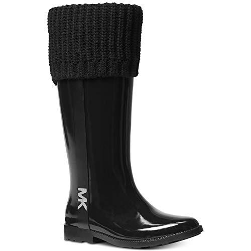 Michael Kors Rain Boots - Michael Michael Kors Mandy Rain Boots (US 9M) Black