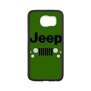 Samsung Galaxy S6 Phone Case Jeep Wrangler Car Logo Case Cover PP8A311870