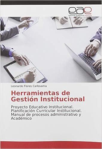 Herramientas Gestión Institucional: