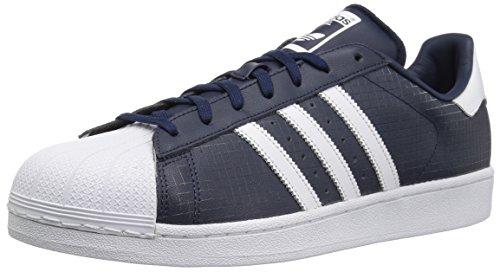 - adidas Originals Men's Superstar Running Shoe, FTWWHT,Conavy, 8 Medium US