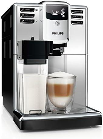 Slėginis kavos aparatas automatinis Philips EP5363/10 ( spalva sidabrinė )