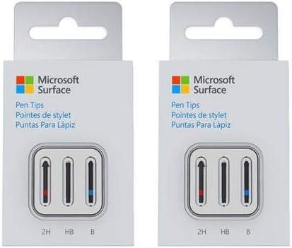 Amazon.com: Microsoft Surface Pen Tip Kit V2, 2-Pack: Computers ...