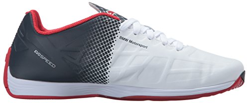 Spitze Schuhe evoSPEED Team White Puma Herren Bmw Puma White Frau Blue Puma wpIXqFfx