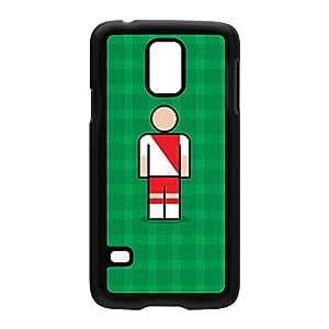 Kidderminster Black Hard Plastic Case for Samsung? Galaxy S5 by Blunt Football + FREE Crystal Clear Screen Protector wangjiang maoyi