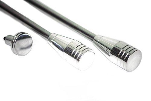Billet Polished Aluminum GM Steering Column Dress-Up Kit Turn Signal Tilt Chevy (Column Steering Tilt Kit)