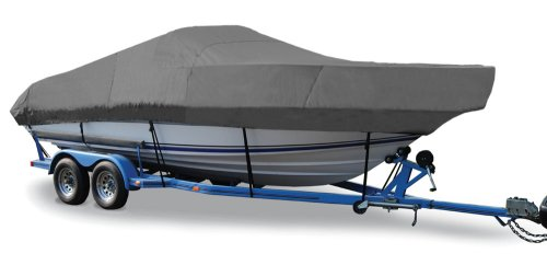 - Taylor Made Products Trailerite Semi-Custom Boat Cover for Walk-Around Cuddy Cabin Boats with Inboard/Outboard Motor (24'5