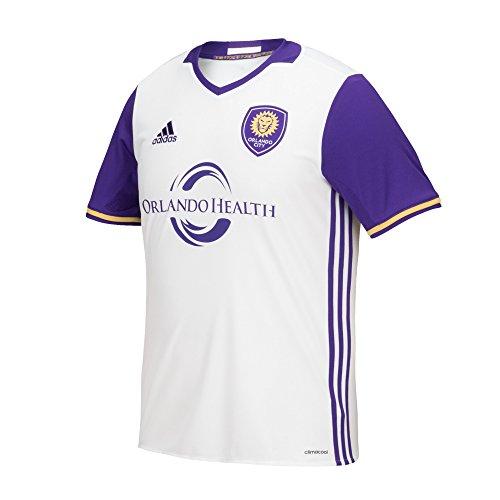 MLS Orlando City SC Youth Replica Jersey, White, Small