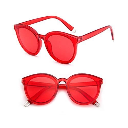 Bettal Flat Lenses Street Fashion Plastic Frame Women Sunglasses - Selection Sunglasses Best