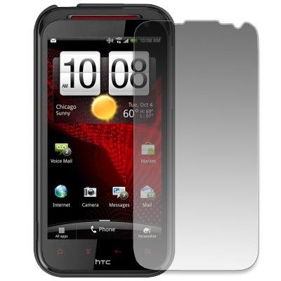 EMPIRE HTC Rezound Paint Splatter Gummierte Design Harte Case Tasche Hülle Cover + Displayschutzfolie Film