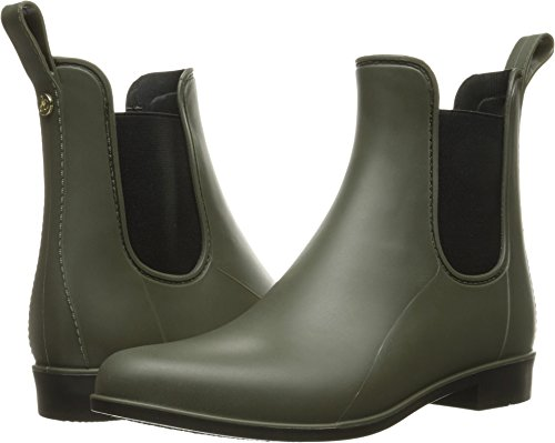Sam Edelman Women's Tinsley Rain Shoe Moss Green Matte 8 M US