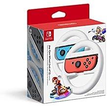 Nintendo Joy-Con Wheel (Set of 2) - White for Nintendo Switch