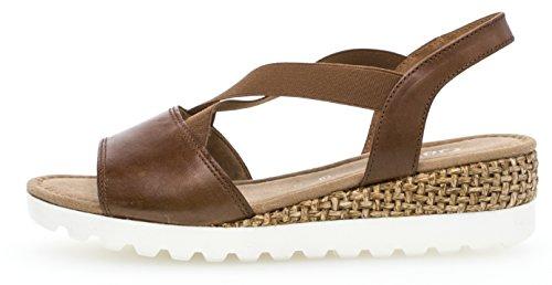 Gabor 82-853 Womens Fashion Sandals peanut (Grata) jGjjjeU