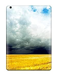 Ipad Air Cover Case - Eco-friendly Packaging(storm Clouds)