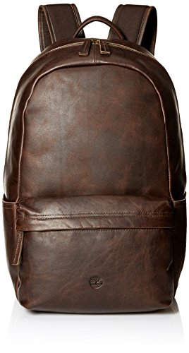 Timberland Men's Tuckerman Leather Backpack by Timberland