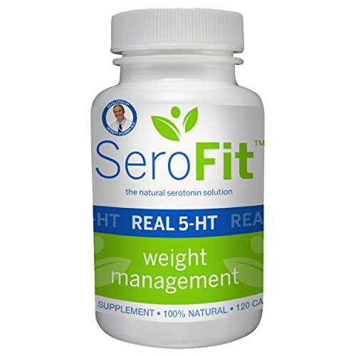 Dr. Posner's 5-HT Serotonin Weight Management System – Accelerate Weight Loss With SeroFit, Best Appetite Suppressant for Men and Women