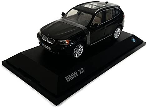 Buy BMW India X3 (F25) 1:43 Miniature, Sapphire Black Online