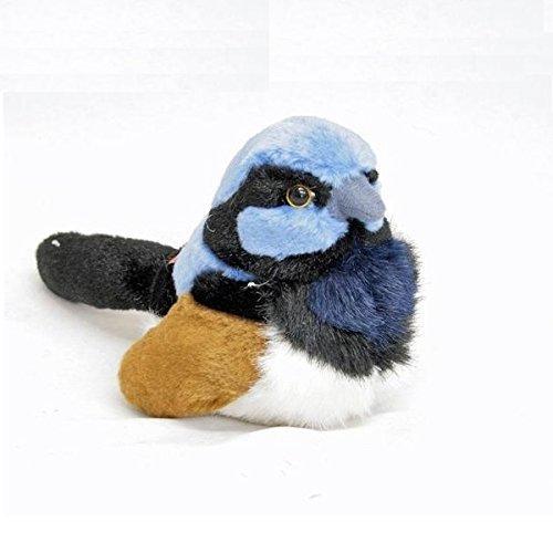Warbler Plush Bird - 7